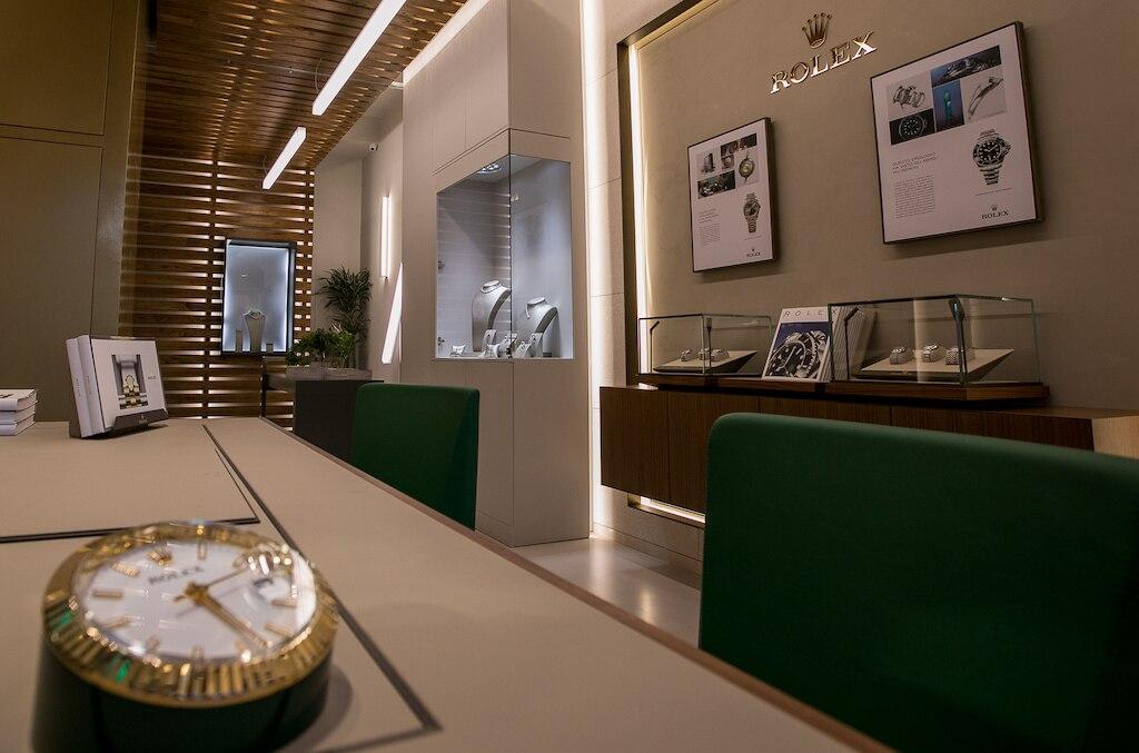 Gioielleria Brusaporci - Rivenditore autorizzato Rolex Latina